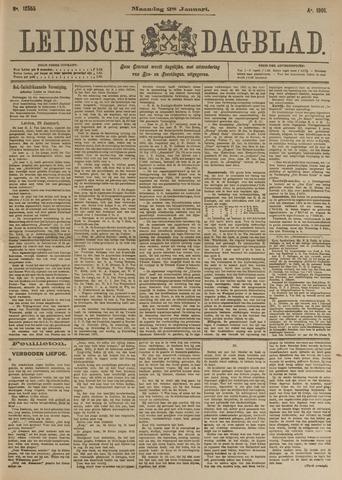 Leidsch Dagblad 1901-01-28