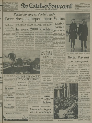 Leidse Courant 1969-01-11