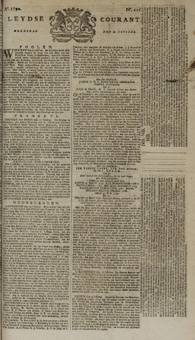 Leydse Courant 1790-10-20