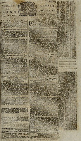 Leydse Courant 1811-08-28