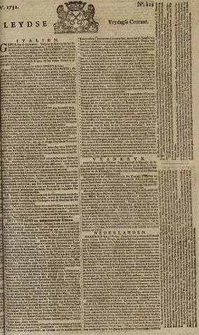 Leydse Courant 1751-10-08