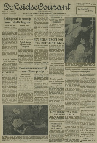 Leidse Courant 1963-10-29
