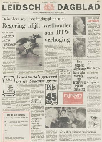 Leidsch Dagblad 1975-10-09