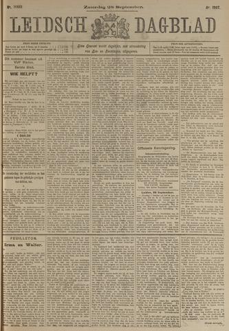 Leidsch Dagblad 1907-09-28