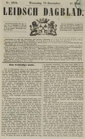 Leidsch Dagblad 1866-12-19