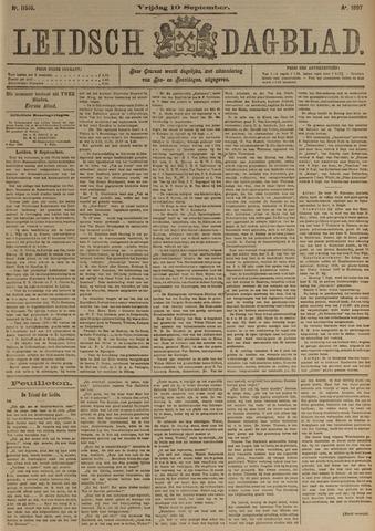 Leidsch Dagblad 1897-09-10