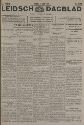 Leidsch Dagblad 1937-06-11