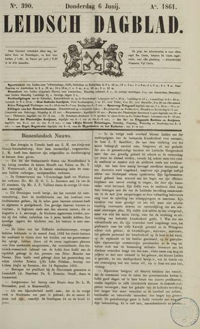 Leidsch Dagblad 1861-06-06