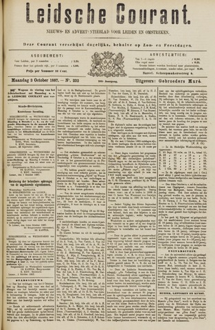 Leydse Courant 1887-10-03