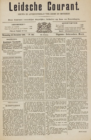 Leydse Courant 1885-12-23