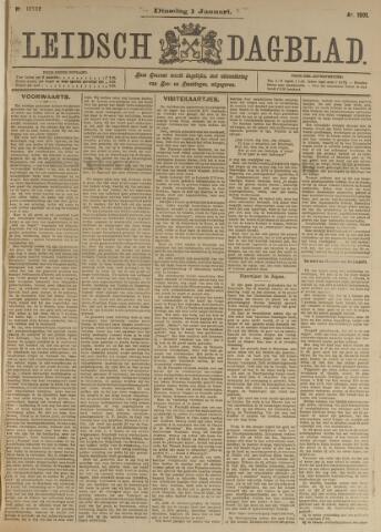 Leidsch Dagblad 1901