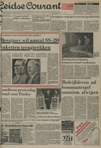 Leidse Courant 1981-11-24