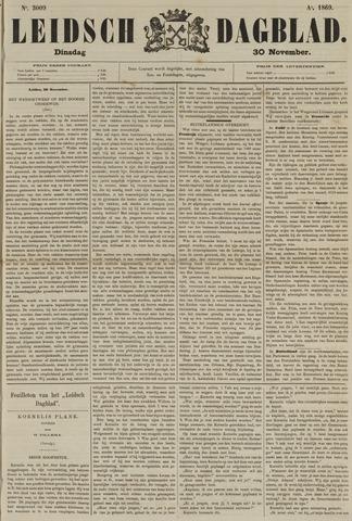 Leidsch Dagblad 1869-11-30