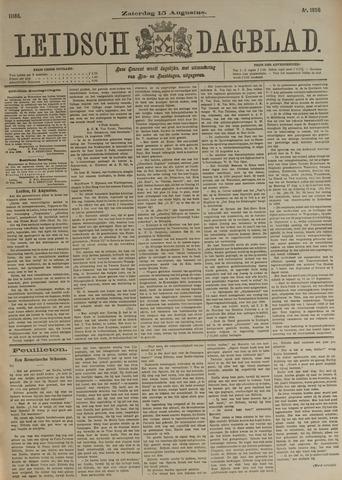 Leidsch Dagblad 1896-08-15