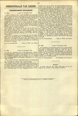 Handelingen van de Raad 1918-12-17