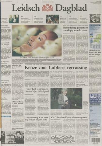 Leidsch Dagblad 2000-10-25