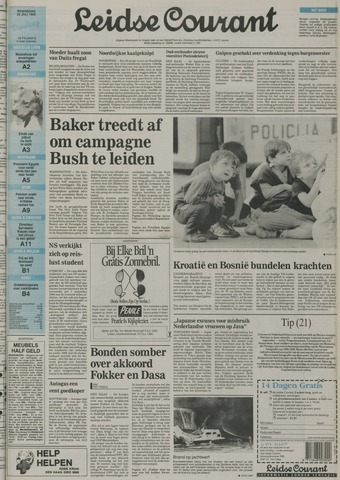 Leidse Courant 1992-07-22