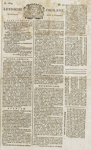 Leydse Courant 1824-02-16