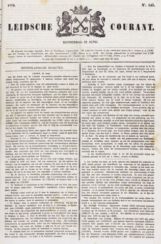 Leydse Courant 1876-06-22
