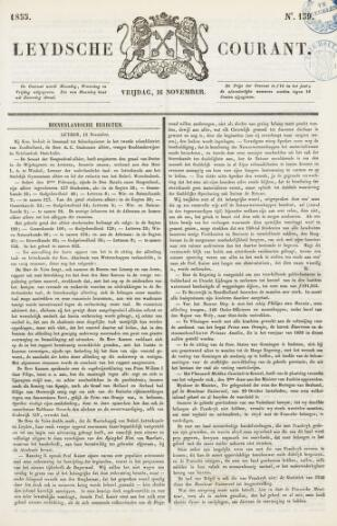 Leydse Courant 1855-11-16