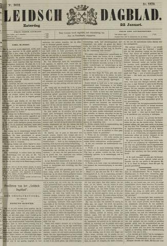 Leidsch Dagblad 1870-01-22