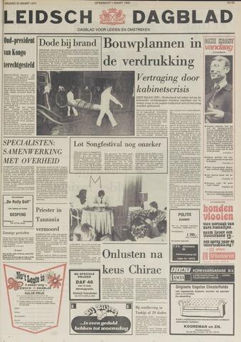 Leidsch Dagblad 1977-03-25