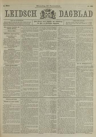 Leidsch Dagblad 1911-11-13