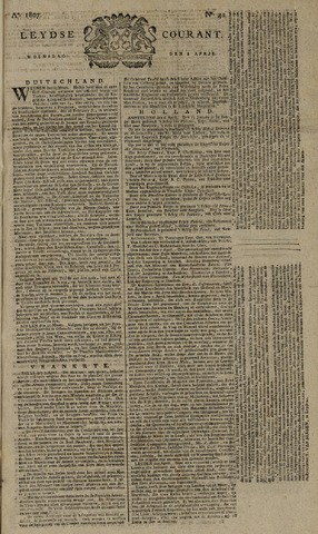 Leydse Courant 1807-04-08