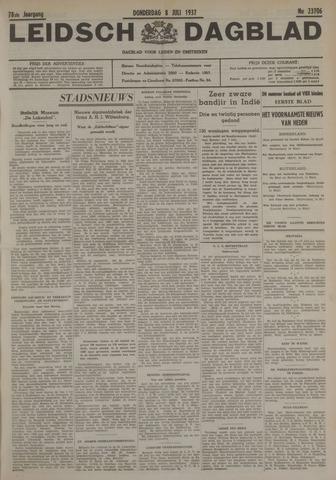 Leidsch Dagblad 1937-07-08