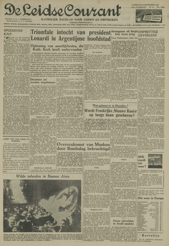 Leidse Courant 1955-09-24