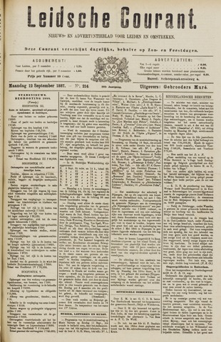 Leydse Courant 1887-09-12