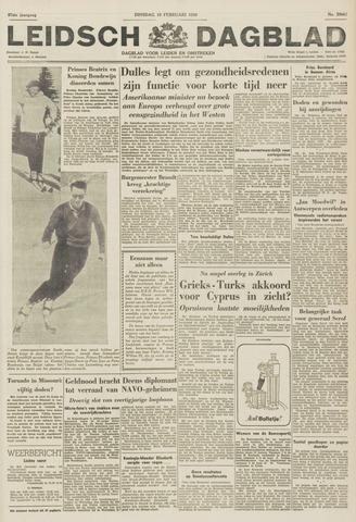 Leidsch Dagblad 1959-02-10