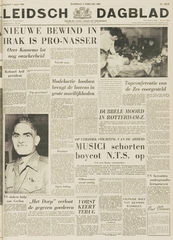 Leidsch Dagblad 1963-02-09