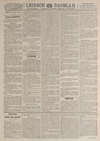 Leidsch Dagblad 1919-08-26