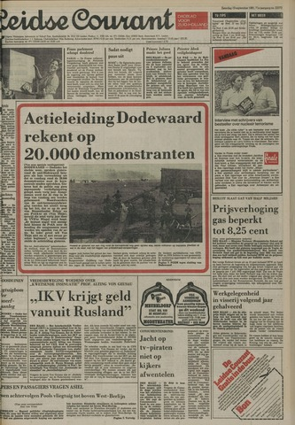 Leidse Courant 1981-09-19