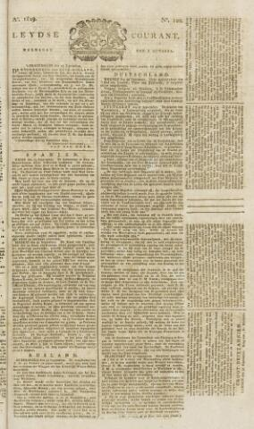 Leydse Courant 1819-10-06