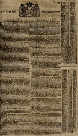 Leydse Courant 1777-10-22