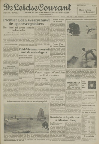 Leidse Courant 1955-06-06