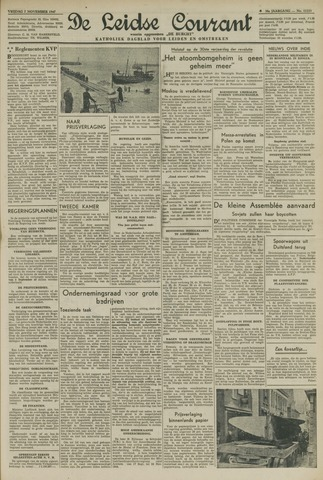 Leidse Courant 1947-11-07
