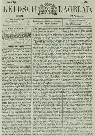 Leidsch Dagblad 1876-08-29