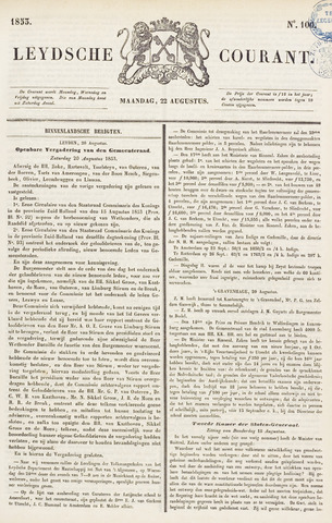 Leydse Courant 1853-08-22