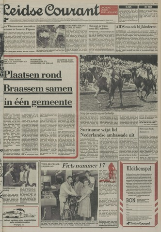 Leidse Courant 1983-07-21
