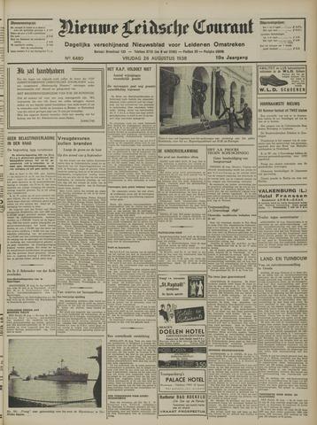Nieuwe Leidsche Courant 1938-08-26