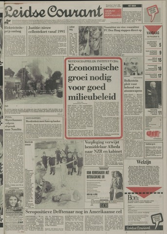 Leidse Courant 1989-04-05