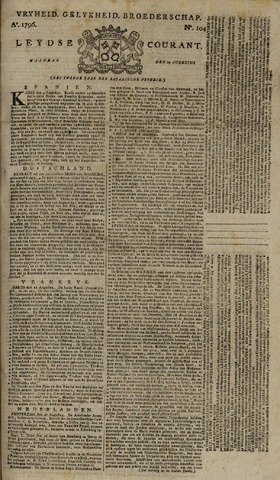 Leydse Courant 1796-08-29