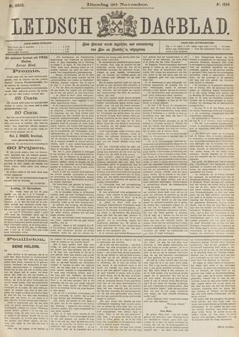 Leidsch Dagblad 1894-11-20