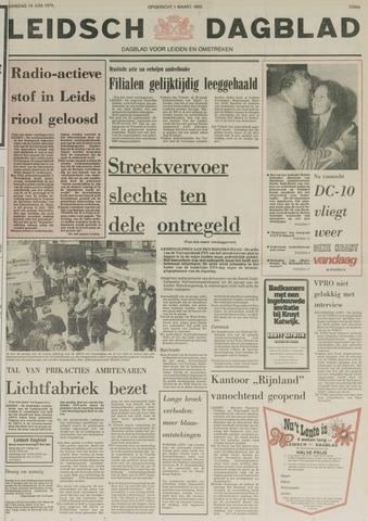 Leidsch Dagblad 1979-06-19