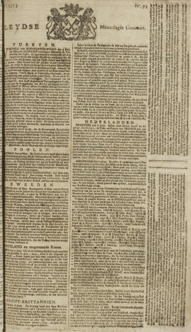 Leydse Courant 1773-06-14