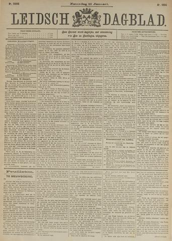 Leidsch Dagblad 1896-01-11