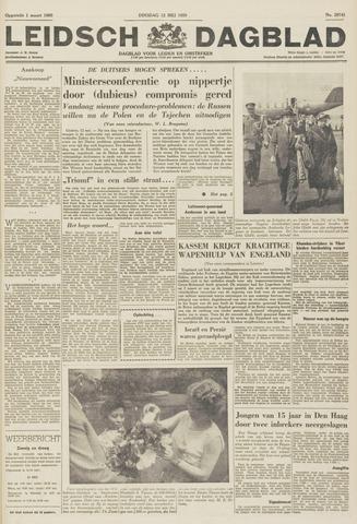 Leidsch Dagblad 1959-05-12